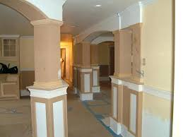 interior home columns interior columns wood home depot with homeenergyagents info