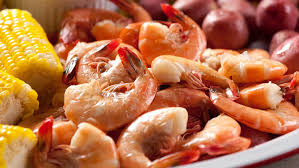 Seafood Recipes For Entertaining Martha by Shrimp Boil With Corn And Potatoes