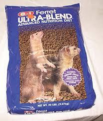 amazon com 8 in 1 pet products ferret ultra blend diet 20lb