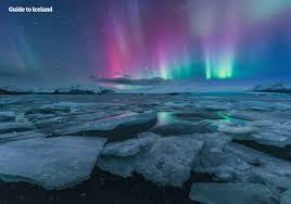 iceland springs and northern lights what are the northern lights guide to iceland