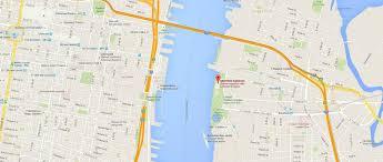 Garden State Parkway Map by Directions U0026 Parking Adventure Aquarium Camden Nj