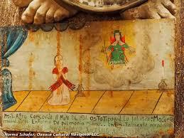 thanksgiving brief history exvotos mexico u0027s naive folk art painting of thanksgiving oaxaca
