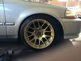 97 civic ex coupe wheel tire setup honda tech honda forum