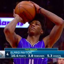 elfrid payton hairstyle we watched 62 free throw misses to determine if elfrid payton s