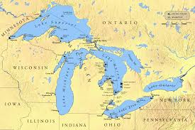 Green Lake Wisconsin Map by List Of Shipwrecks In The Great Lakes Wikipedia