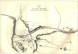 Map Of Ohio River by Mound Builders A Travel Guide To The Ancient Ruins In The Ohio