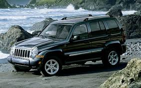 2006 jeep liberty information and photos zombiedrive