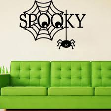online get cheap halloween spider stickers aliexpress com