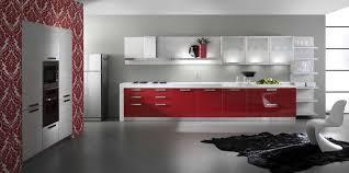 kitchen red kitchen with red walls small kitchen with island dark granite