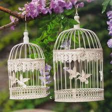 gabbie per gabbia in ferro per decorazione matrimonio