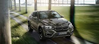 bmw x6 at a glance