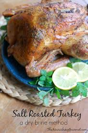 how much table salt for turkey brine salt roasted turkey with herbs and garlic aip friendly