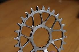titanium chain rings images Review ka engineering ti chainrings aluminum pulley wheels jpg