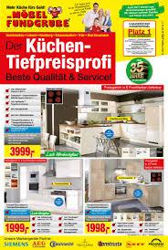 M El Rundel Wohnzimmer Möbel Fundgrube Küchenprospekt Kw 40 By Die Möbelfundgrube Martin