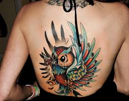 owl tattoo designs lovetoknow