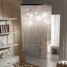 Glass Droplet Chandelier Italian Contemporary Cut Crystal Pendant Droplet Chandelier