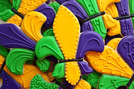 mardi gras cookies mardi gras cakes bakes