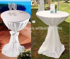 party table covers 100poly jersey bistro table cover cocktail tablecloth polyester
