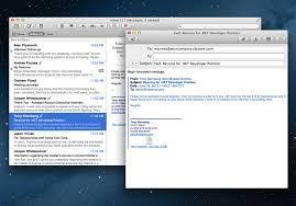 Resume Sending Mail Sample How To Send Resume Via Email Sample Gallery Creawizard Com