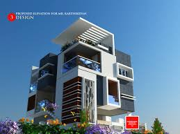 residential building elevation mamre oaks 3d architectural design and elevation services