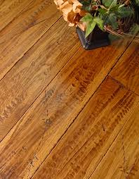 hickory prefinished scraped distressed hardwood flooring