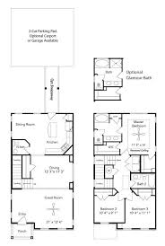 family floor plans westbrook at lenox of smyrna single family home floor plans