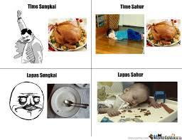 Ramadhan Meme - ramadhan by zeddylol meme center
