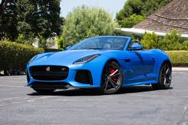 Checkered Flag Jaguar Drivin U0027 L A With Andrew Chen 2017 Jaguar F Type Svr Convertible