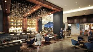 sleek new high rise hotel opens in texas u0027 hottest development