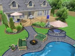 Pool Landscaping Ideas 74 Best Splish Splash Pool Pool Landscaping Ideas Images On