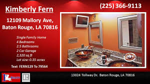 Red Door Interiors Baton Rouge La by 4 Bedroom Home For Sale In Camelot Subdivision Baton Rouge La