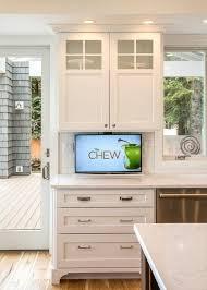 kitchen television ideas fantastic wonderful television kitchen ideas mazing kitchen tv