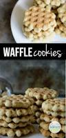 grandma u0027s waffle cookies recipe army waffles and waffle iron