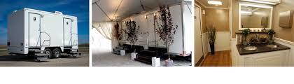 Closets White U0027s Water Closets Luxury Portable Restroom Rentals