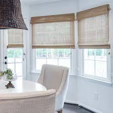 premium woven wood shades nooks breakfast nooks and window