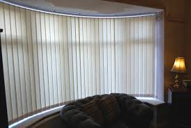 bow window vertical blinds u2022 window blinds