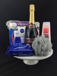 Makeup Gift Baskets Kowhai Mixed Gift Basket Gift And Living Spaces