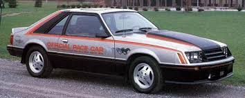 1979 ford mustang pace car 1979 pace car registry home