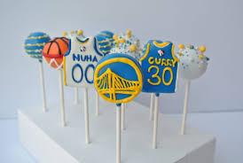 custom golden state warriors birthday cake pops yelp