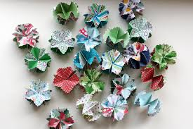 diy christmas paper decorations