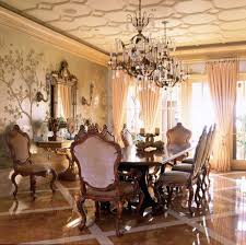 italian dining room furniture traditional chairs with glossy ceramic floor for italian dining