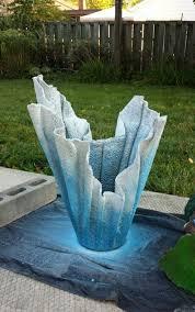 basteln mit beton ein material unzählige