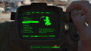 Fallout New Vegas Chances Map by Fallout 4 Mod Adds New Vegas Traits Gamespot