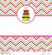happy birthday card stock vector image of card green 41928564