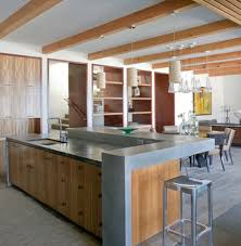 raised kitchen island how to a kitchen bar awesome the comfortable seating with