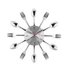 horloge murale cuisine cuisine design pendule murale collection avec horloge avec horloge