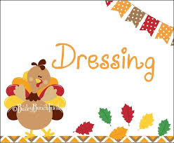thanksgiving labels thanksgiving turkey food tents place cards food labels