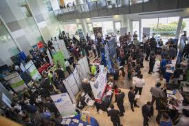 Gatech Campus Map Career Fairs College Of Computing