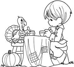 precious moments thanksgiving coloring pages halawallpaper