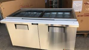 Used Sandwich Prep Table by Secondhand Catering Equipment Prep Fridges